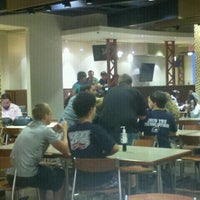 Photo taken at Nicholson Food Court by Raymond S. on 8/31/2011