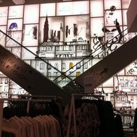 Photo taken at H&M by Indhja N. on 12/14/2011