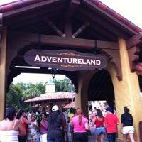 Photo taken at Adventureland by Jose Geraldo P. on 8/3/2012