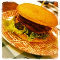 Photo taken at The Burger Map by Bruno B. on 11/2/2011