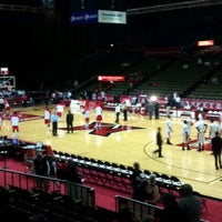 Photo taken at John D Millett Hall by Kyle R. on 11/15/2011