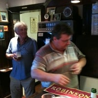 Photo taken at The Railway by nigel c. on 8/2/2011