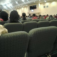 Photo taken at Empowerment Temple by Andre L. on 12/25/2011