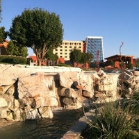Photo taken at Isleta Resort & Casino by Rachell on 8/12/2012