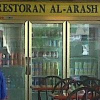 Photo taken at Restoran Al-Arash by Mohd H. on 11/8/2011