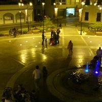 Photo taken at Plaza Bicentenario by Arathon S. on 10/15/2011