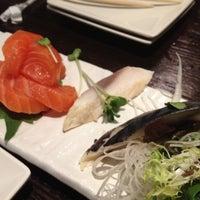 Photo taken at Ki Sushi & Sake Bar by Chris K. on 9/2/2012