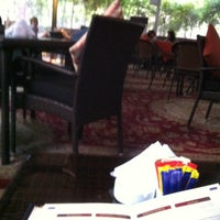 Photo taken at Chapters Cafe by Jud A. on 12/10/2011