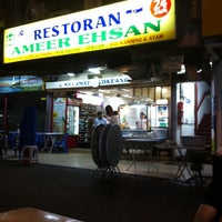 Photo taken at Restaurant Ameer Ehsan by Ana B. on 10/25/2011