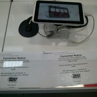 Photo taken at Best Buy by Janet C. on 10/6/2011