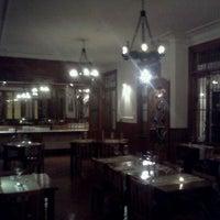 Photo taken at Altzaga Restaurante by Sebastian M. on 9/9/2011