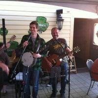 Photo taken at Brocach Irish Pub by Erica C. on 3/17/2012
