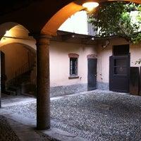 Photo taken at Vicolo dei Lavandai by Stefano B. on 5/12/2012