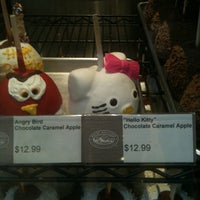 Photo taken at Rocky Mountain Chocolate Factory by Dechen O. on 5/25/2012