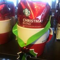 Photo taken at Starbucks by Angel P. on 11/19/2011