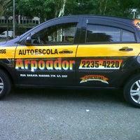 Photo taken at Autoescola Arpoador by Leo M. on 4/14/2011