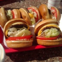 Photo taken at In-N-Out Burger by Robert O. on 10/30/2011