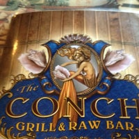 Photo taken at The Conch Grill & Raw Bar by Alston Z. on 4/2/2012