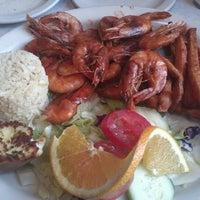 Photo taken at Lobo De Mar Restaurant by Freddiño S. on 5/21/2012