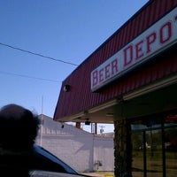 Photo taken at Beer Depot by Heather C. on 10/21/2011