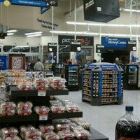 Photo taken at Walmart Supercenter by GRAY on 9/15/2011