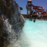 Photo taken at Hawaiian Falls by Joe S. on 9/5/2011