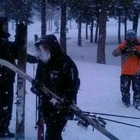 Photo taken at The Ritz-Carlton, Lake Tahoe by Morten G. on 2/27/2012