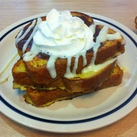 Photo taken at IHOP by Hannah-Jo C. on 6/13/2012