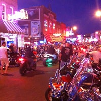 Photo taken at World Famous Beale Street by Lissa C. on 4/26/2012