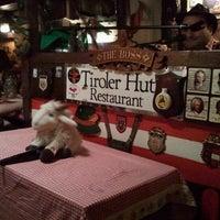 Photo taken at Tiroler Hut by Tony on 11/4/2011