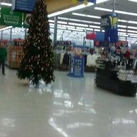 Photo taken at Walmart Supercenter by Cynthia H. on 11/15/2011