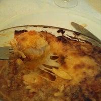 Photo taken at Restaurant du Gesù by Hiro M. on 8/26/2011