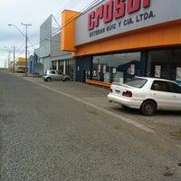 Photo taken at Crosur by Cotoblu on 12/16/2011