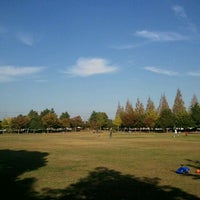 Photo taken at 美薗中央公園 by Yasushi I. on 10/29/2011