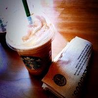 Photo taken at Starbucks by  somboe  on 4/14/2011