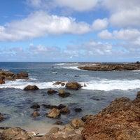 Photo taken at Pupukea Beach Park by Shirley K. on 11/20/2011