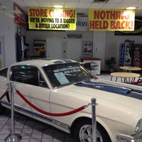 Photo taken at Gaudin Ford by Charles A. on 12/22/2011
