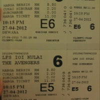 Photo taken at LFS Cinemas by Nicholas T. on 4/27/2012