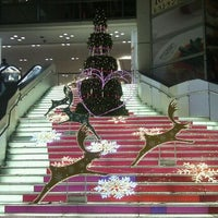 Photo taken at Yodobashi Camera by Dai Y. on 11/26/2011