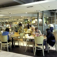 Photo taken at The Cafe At Central Market by Cooper H. on 6/21/2012