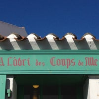 Photo taken at A l'Abri des Coups de Mer by Bertrand K. on 8/17/2012