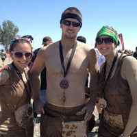Photo taken at Warrior Dash Arizona by Sam F. on 4/28/2012