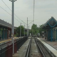 Photo taken at NJT - Liberty State Park Light Rail Station by The Official Khalis on 10/4/2011