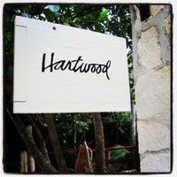 Photo taken at Hartwood by Emily on 1/12/2012