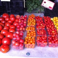Photo taken at Grove Street Farmers' Market by Pam P. on 9/22/2011