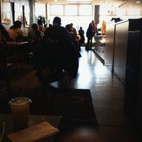 Photo taken at Epicenter Cafe by Yusuke T. on 4/2/2012