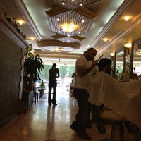 Photo taken at Ammar barbershop center by Aidoadvisor on 8/17/2012