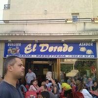 Photo taken at Burger El Dorado II by Rockzio on 10/30/2011