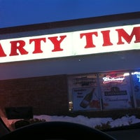 Photo taken at Party Time Liquor by Kyle S. on 3/12/2011