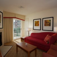 Photo taken at Residence Inn Springfield by Justin G. on 6/8/2011